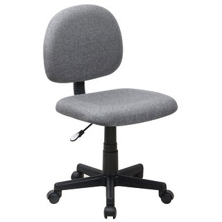Link to Mid-Back Ergonomic Fabric Office Chair Similar Items in Home Office Furniture