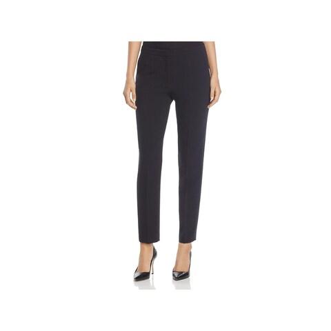 BOSS Hugo Boss Womens Torunala Trouser Pants Crepe Office Wear
