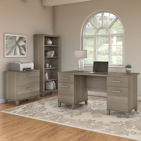 Copper Grove Shumen 60-inch Office Desk