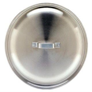 Bayou Classic AL-7407 17.125 Inch 7 Gallon Jambalaya Pot Lid - Silver