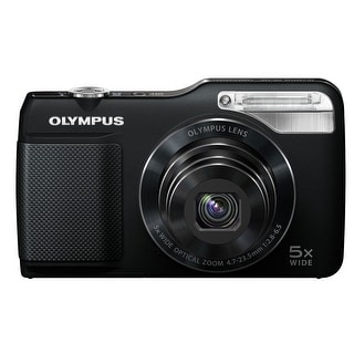 Olympus VG-170 Digital Camera 14MP (Black)