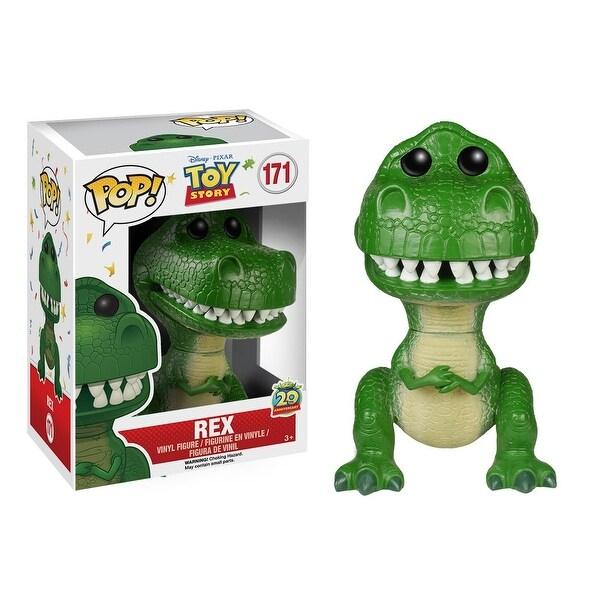 Toy Story Funko POP Vinyl Figure: Rex