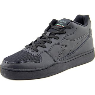 Diadora Magic Color Men Round Toe Synthetic Black Sneakers
