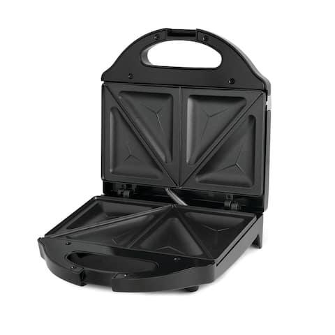 Salton Pocket Sandwich Maker Black SM1068BK