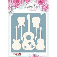 Maestro Paperboard Shapes-Guitars