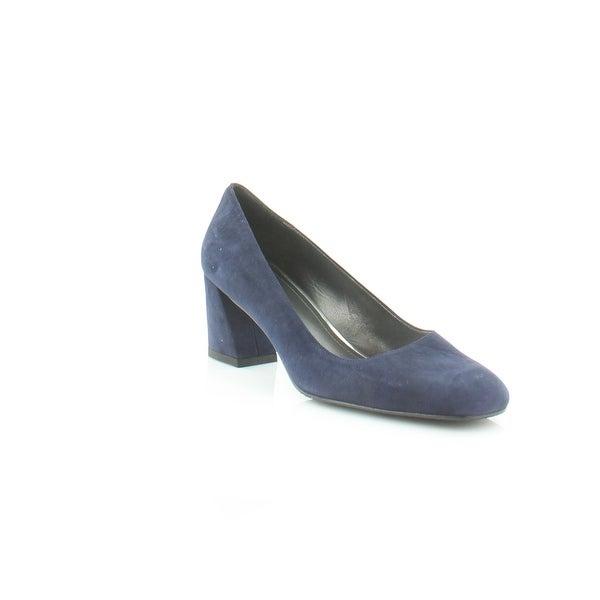 Stuart Weitzman Mary Mid Women's Heels Blue - 10