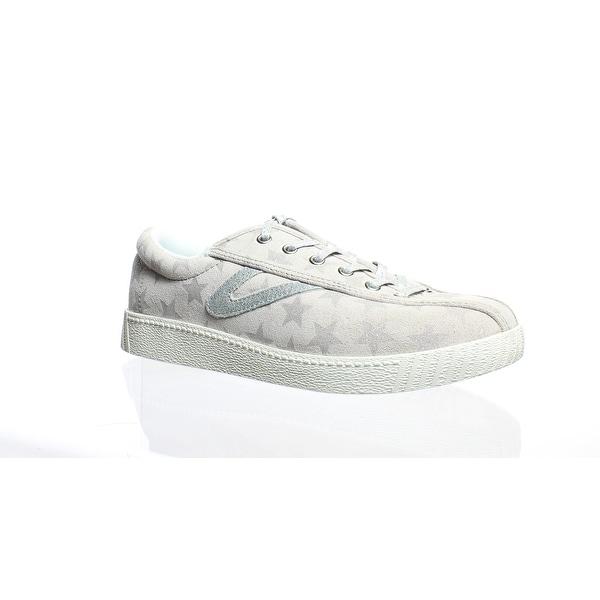 85a2a3733e52 Shop Tretorn Womens Nylite25plus Light Grey Fashion Sneaker Size 6.5 ...
