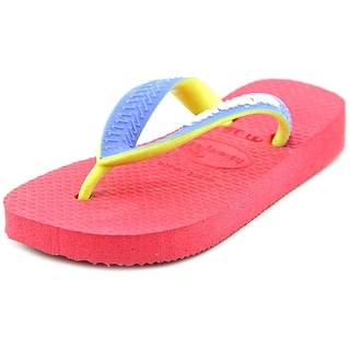 Havaianas Top Mix Open Toe Synthetic Flip Flop Sandal