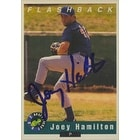Joey Hamilton San Diego Padres 1992 Classic Draft Pick Autographed Card This item comes with a certificate of authent