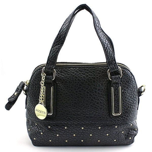 Rosetti Micro Polly Mid Crossbody Women Synthetic Messenger - Black