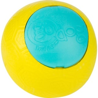 Yellow - goDog Rhino Play Beast Junior