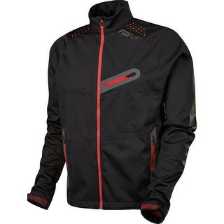 Fox Racing Bionic Softshell Jacket - Black - 16679