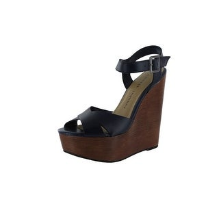 Chinese Laundry Women's Join Me Wedge Sandals - Royal Blue - 10 b(m) us