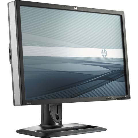 "HP LCD 24"" ZR24W Monitor (Refurbished)"