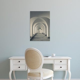 Easy Art Prints Walter Bibikow's 'Arches I' Premium Canvas Art