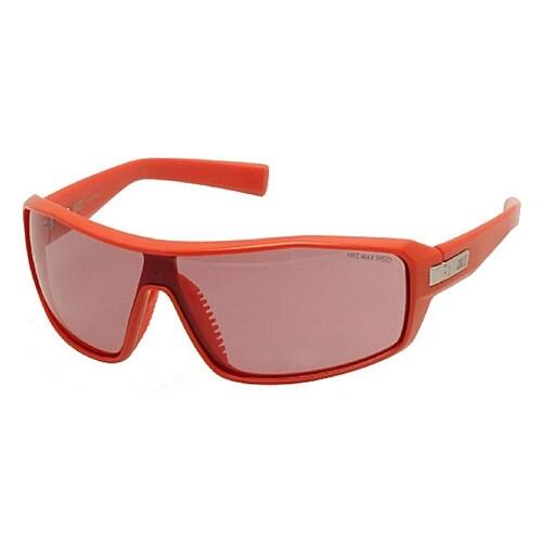 Nike Moto EV0610 606 Crimson Red Frame / Speed Tint Lens Sunglasses 100% UVA/UVB