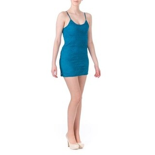 Love, Fire Womens Juniors Party Dress Sleeveless Fitted