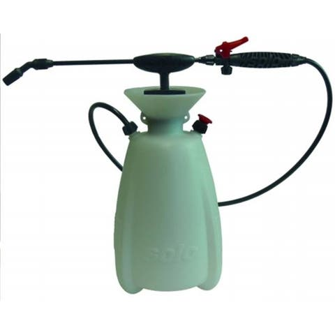 Soloorporated Lawn & Garden Piston Sprayer 1 Gallon White 405-US