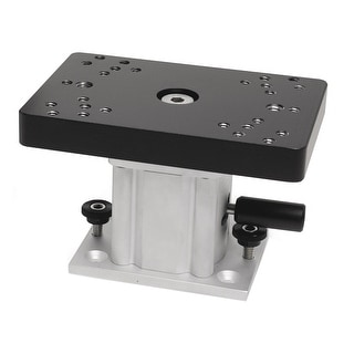Cannon Aluminum Swivel Base Downrigger Pedestal 4