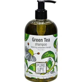 Pure Life - Green Tea Shampoo ( 2 - 15 FZ)