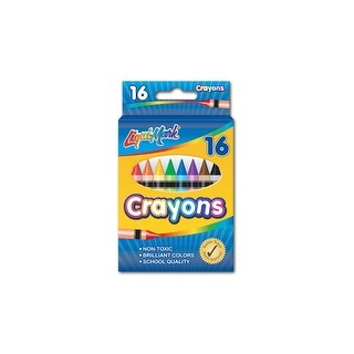 Liquimark Crayon Set 16pc