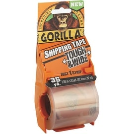 Gorilla 35 Yd Packaging Tape