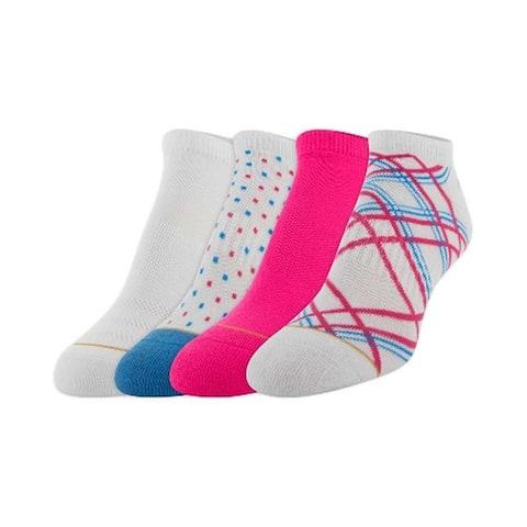 All Pro Aquafx Women Sport No Show Socks 4-10 3+1 Pack