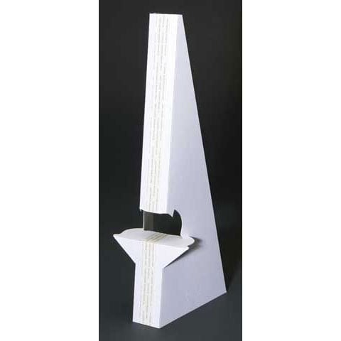 Lineco/University Products - Self-Stick Easel-Backs - White- 25 per Pack - 9""