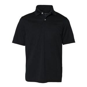 FeatherLite Youth Moisture Free Mesh Sport Shirt - Black - M