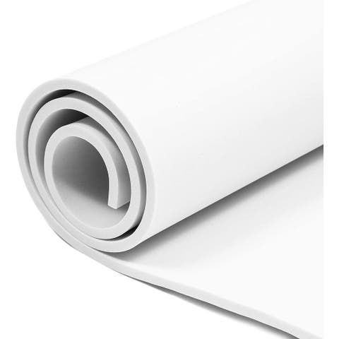 EVA Foam Sheet Roll (6mm, White)