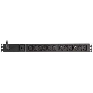 """Eaton EPBZ95 Eaton ePDU EPBZ95 13-Outlet Power Distribution Unit - 1 x IEC 60320 C19, 12 x IEC 60320 C13 - 1UHorizontal"""