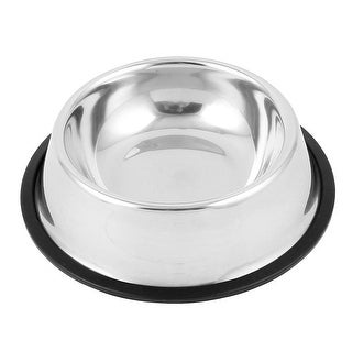Link to Iron Food Water Drinking Feeder Bowl Dish for Pet Cat Doggie Similar Items in Dog Feeders & Waterers
