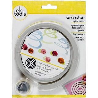 Ek Tools Curvy Cutter Spiral Maker-