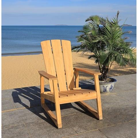 Safavieh Couture San Juan Teak Adirondack Chair