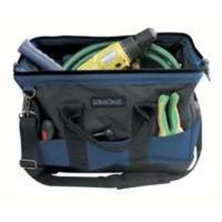 """Mintcraft JL-89022P3L 22 Pockets Contractor Bag - 17""""