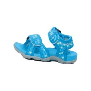 Bogs Outdoor Shoes Kids Whitefish Dot Sandal Waterproof 72086K
