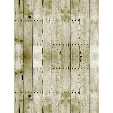Pacon Fadeless Weathered Wood Pattern Art Paper Roll, 48 Inches x 12 Feet