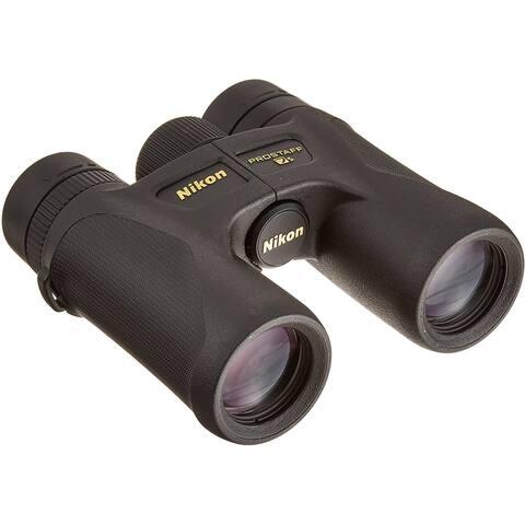 Nikon 16000 PROSTAFF 7S 8 x 30 Inches Compact Binocular (Black) - International Version - Black
