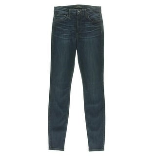Joe's Womens Skinny Jeans High Waist Denim