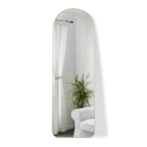 Umbra HUBBA Arched Leaning Mirror
