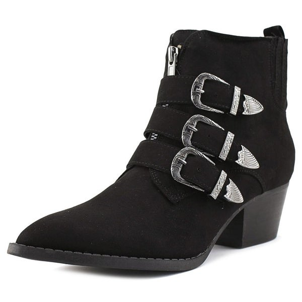 Carlos by Carlos Santana Vance Women Black Boots