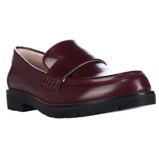 kate Spade Karry Casual Loafers - Wine