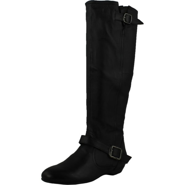 Chinese Laundry Womens New Capture Knee-High Boot - Black