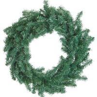 "Gerson/Yantian 30"" Canadian Wreath 442200 Unit: EACH"