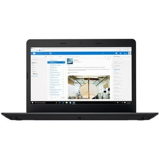 Lenovo 20H10069US ThinkPad E470 20H1 Notebook w/ Intel Core i5 (6th Gen) & 4 GB RAM DDR3L SDRAM