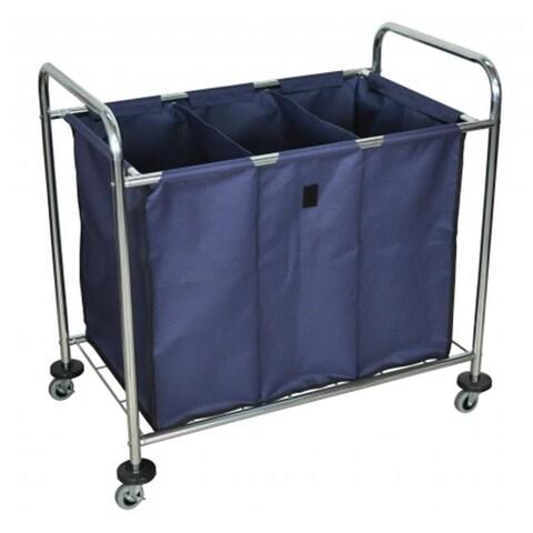 Luxor HL15 Mobile Laundry Cart