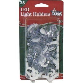 Adams 9030-99-1040 LED Light Holder, 25 Count