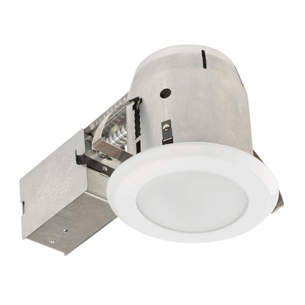 Globe Electric 90741 4 Recessed Lighting Kit Led