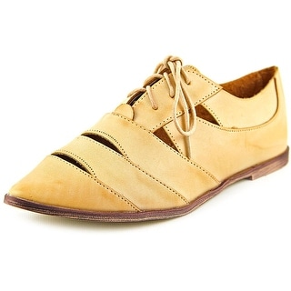 Coconuts By Matisse Cha-Cha Plain Toe Synthetic Oxford