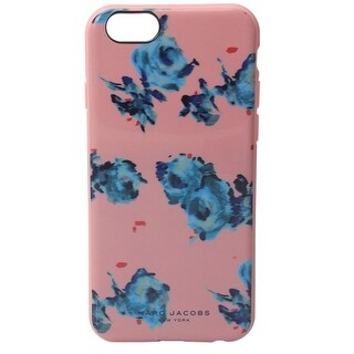 Marc Jacobs Womens Cell Phone Case Floral Print iPhone 6/6S